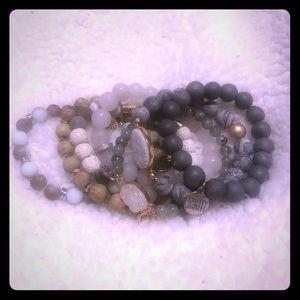 Kinsley Armelle bracelet lot